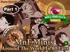 Arround the World in 80 lays - part 1