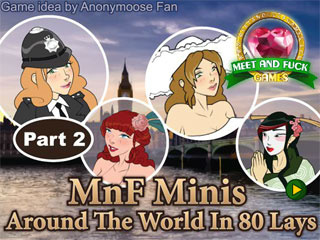 Arround the World in 80 lays - part 2
