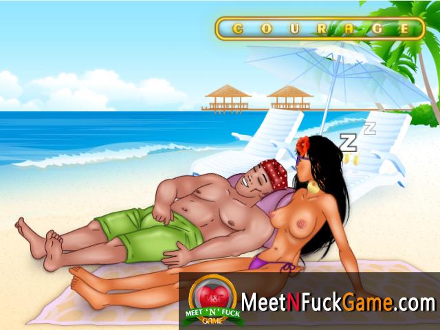 Онлайн игра секс оф бич