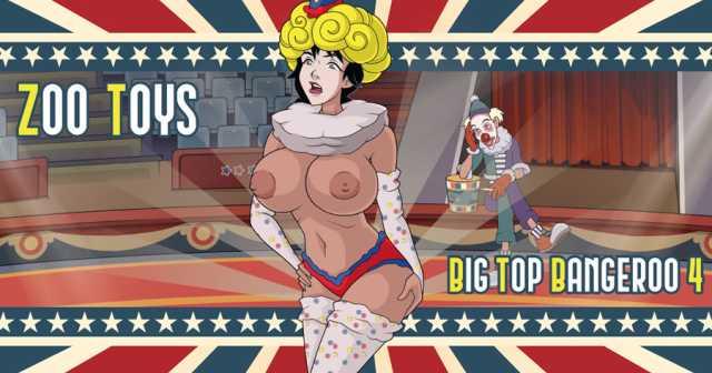 Big Top Bangeroo 4 Zoo Toys free porn game