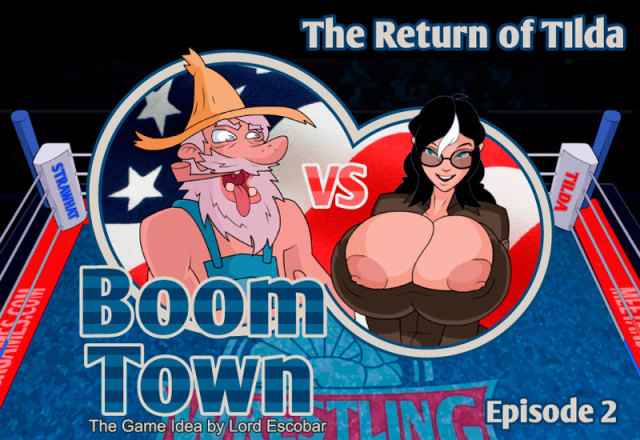 Boom Town The Return of TIlda Episode 2