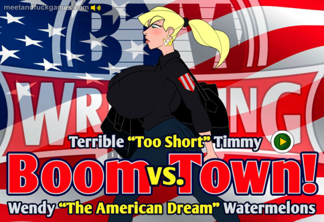 Boom Town! Watermelons Wendy vs. Timmy free porn game