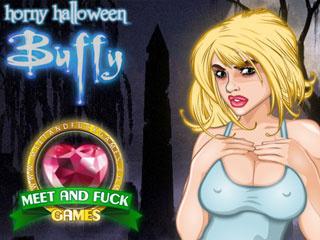 Buffy Horny Halloween