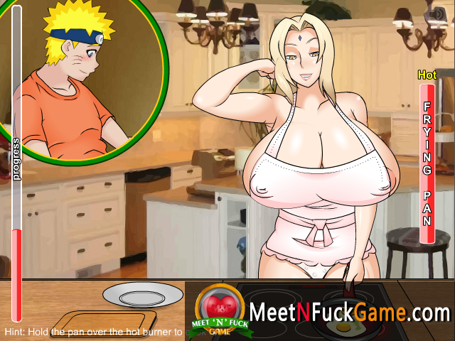 Sex Game Tsunade