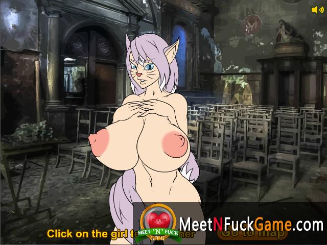 Halloween Adventure sex game screenshot 3
