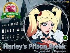 Harley's Prison Break