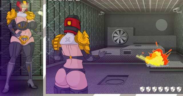 Judge X.A.N.T.H.E. online sex game