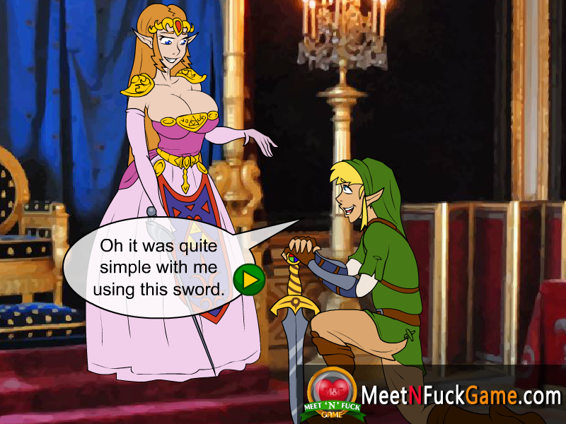Zelda Sex Game 48