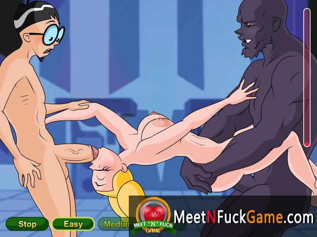 мультяшные порно игры
