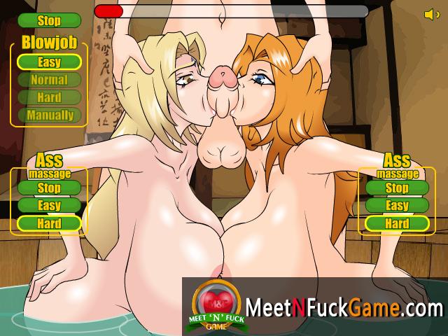 Sexy tsunade sex games