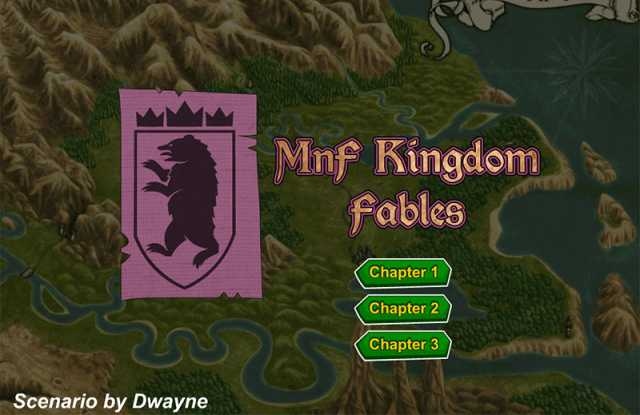MNF Kingdom Fables - Chapters 1-3 free porn game