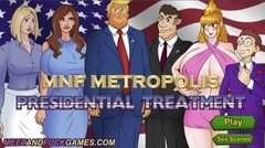 MNF Metropolis: Presidential Treatment