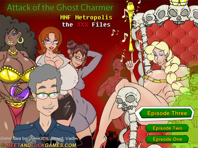 MNF Metropolis - the XXX Files : Episode 3 free porn game