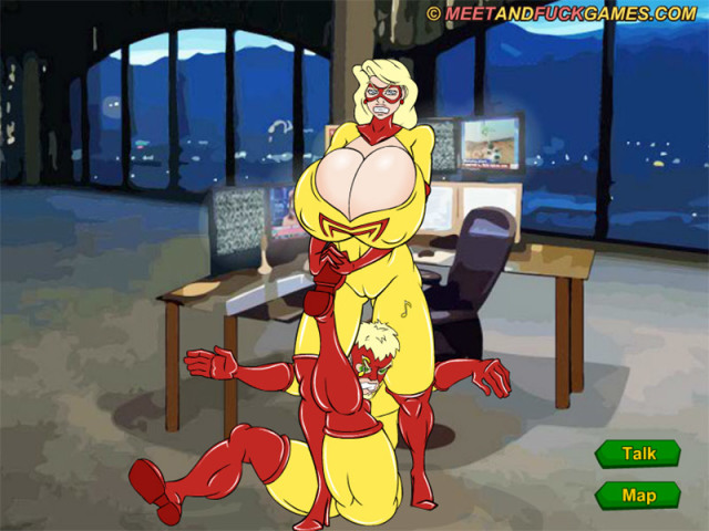MNF Metropolis - the XXX Files : Episode 3 online sex game