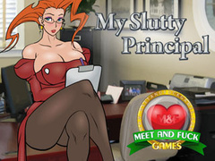 My Slutty Principal
