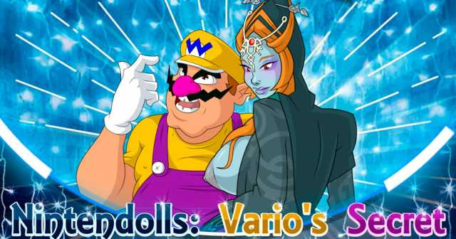 Nintendolls: Vario's Secret free porn game