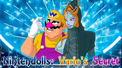 Nintendolls: Vario's Secret