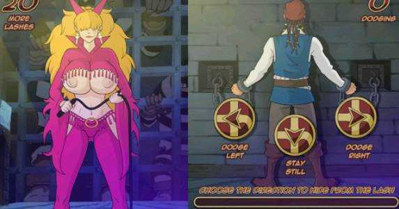 One Piece of Luck: Prison arc online sex game