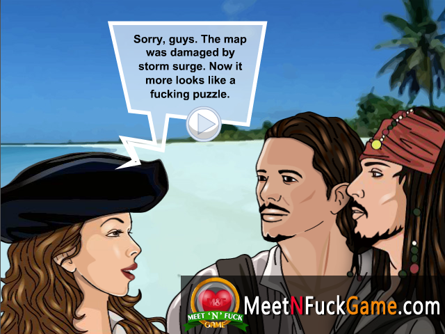 Pirates two guys pick up a girl for sex