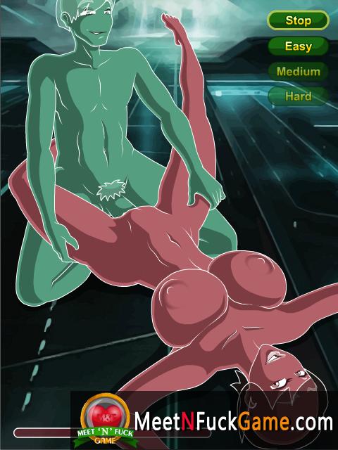 Quantum Entanglement couple having deep stick sex