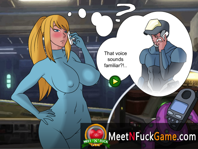 Meet And Fuck Samus The Tentacle Trap