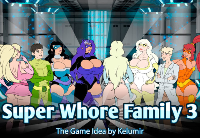 Super Whore Family 3 free porn game
