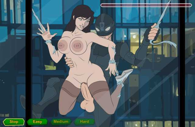 THE AMAZING SPYDER-MAN play sex game