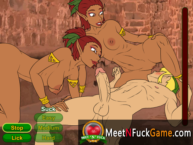 Zelda Sex Game 102