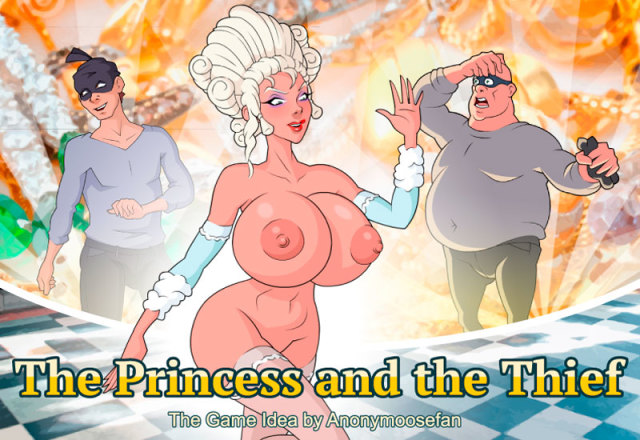 The Princess and the Thief free porn game