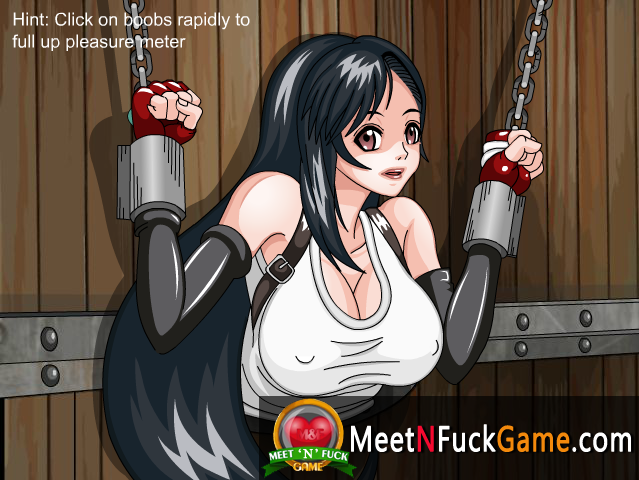 Tifa Dungeon Fuck torture dungeon