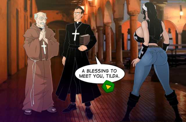Tilda von Titantanks: Back On The Road Part 2 online sex game