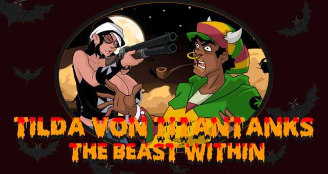 Tilda von Titantanks The Beast Within free porn game