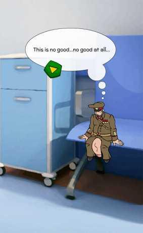 Who shrank Major Borchev? online sex game